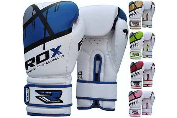 RDX Maya Hide Leather Boxing Gloves
