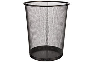 Top 10 Best Bathroom Wastebaskets of 2020 Review