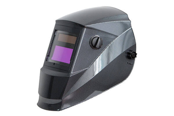 Antra AH6-260-001X Solar Power Auto Darkening Welding Helmet with AntFi X60-2 Wide Shade Range