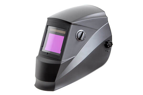 Antra AH6-660-0000 Solar Power Auto Darkening Welding Helmet with AntFi X60-6 Wide Shade Range