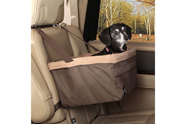 Solvit Tagalong Pet Booster Seat, Standard