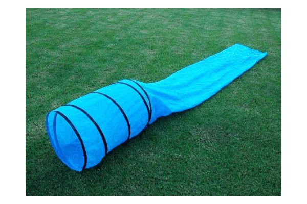 Pet Agility Obedience Training Tunnel
