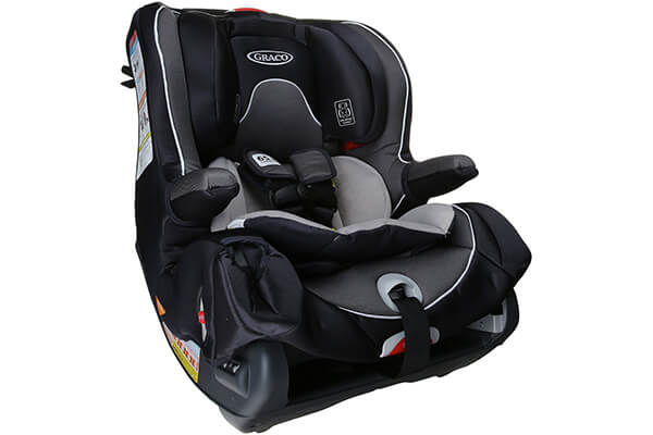Graco SmartSeat All-in-One, Rosin Car Seat