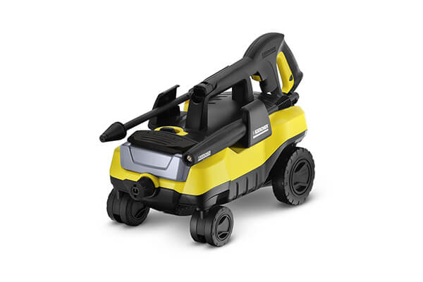 Electric Power Pressure Washer w/ 4-Wheels