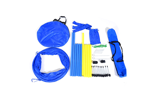 Dog Obstacle Agility Training Kit