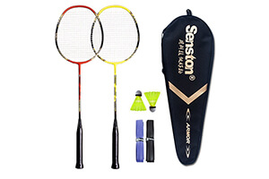 Top 10 Best Badminton Rackets for Beginners in 2016 Reviews