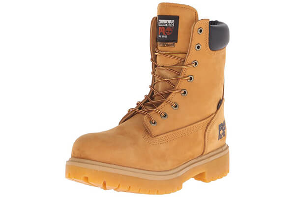 "Timberland Pro Men's Direct Attach 8"" Steel Toe Boot"