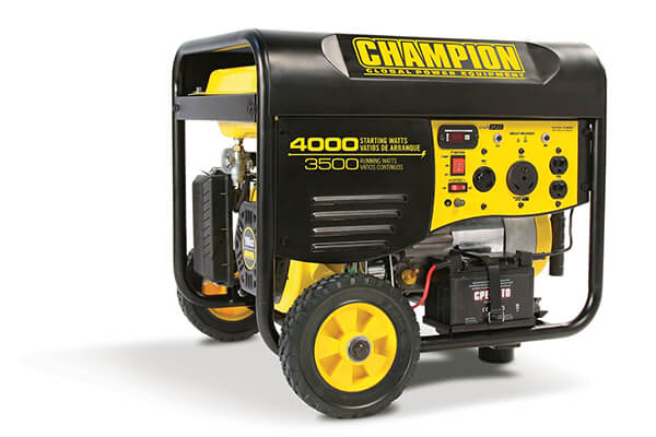 Champion Power Generator with Wireless Remote Start