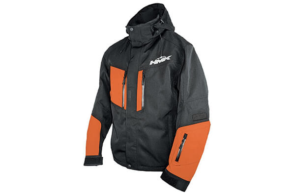 HMK Maverick Mens Black/Orange