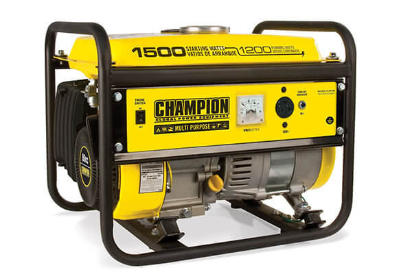 Champion Power Equipment Multi Purpose Portable Generator