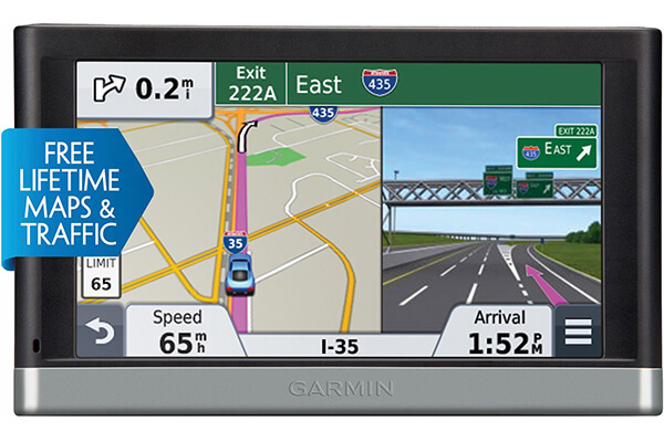 Garmin Nuvi 2597LMT 5-inch Portable Bluetooth GPS