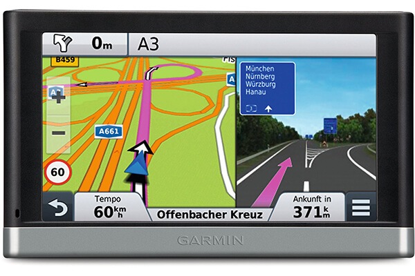 Garmin Nuvi 2577LT 5- Inch Bluetooth Portable GPS