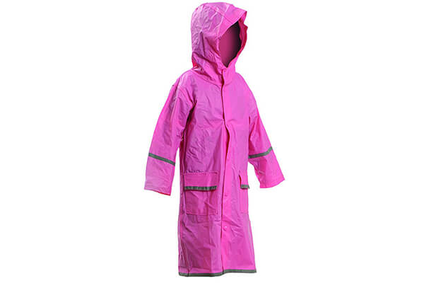 Kids Water Proof Rain Coat with Reflector