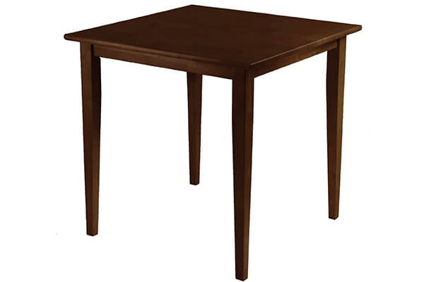 Winsome Wood Groveland Square Dining Table