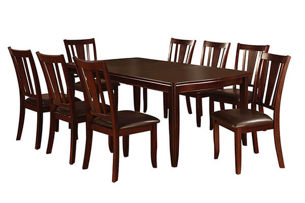 Furniture of America Frederick Dining Table Set