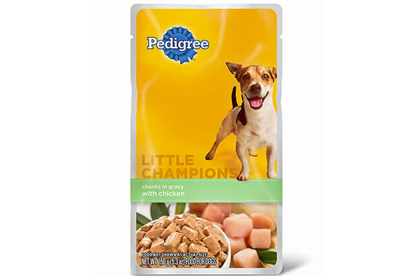 PEDIGREE Little Champions Wet Dog Food