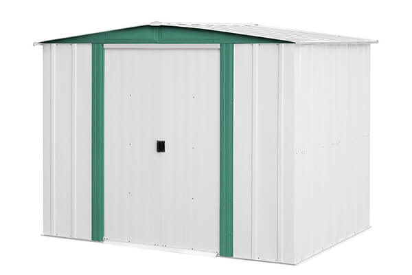 Arrow Sheds HM86 Hamlet Steel Storage Shed