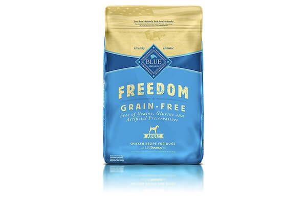 Blue Buffalo Freedom Grain-Free Recipe for Dog