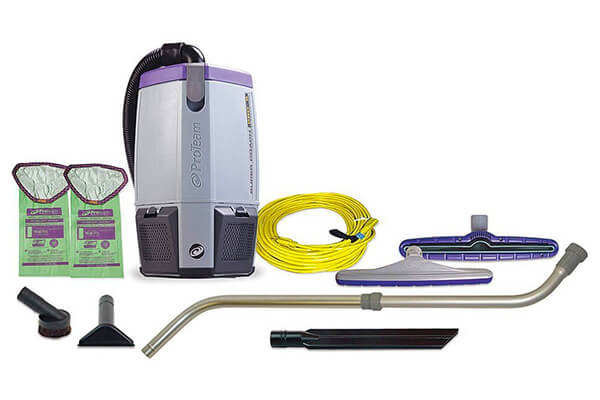 ProTeam 107310 Super Coach Pro™ 6 Commercial Backpack Vacuum