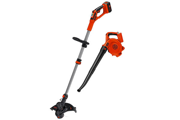 DECKER LCC140 40V MAX Lithium Ion String Trimmer
