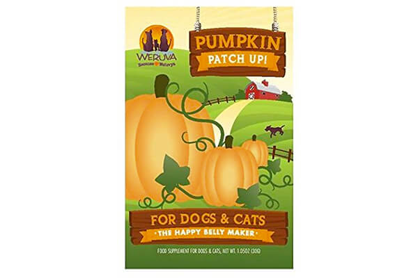 Weruva Pumpkin Patch Up!, Pumpkin Puree Pet Food Supplement for Dogs & Cats