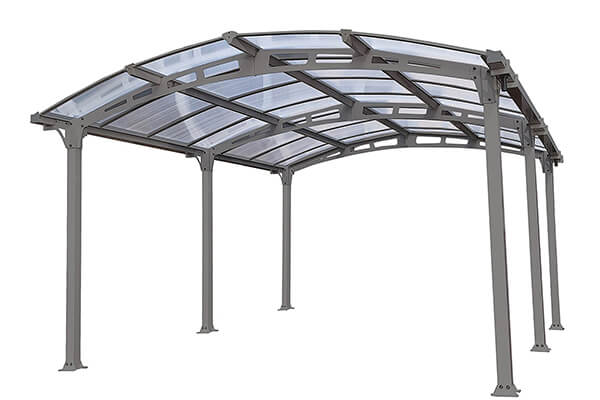 Palram Arcadia 5000 Carport & Patio Cover