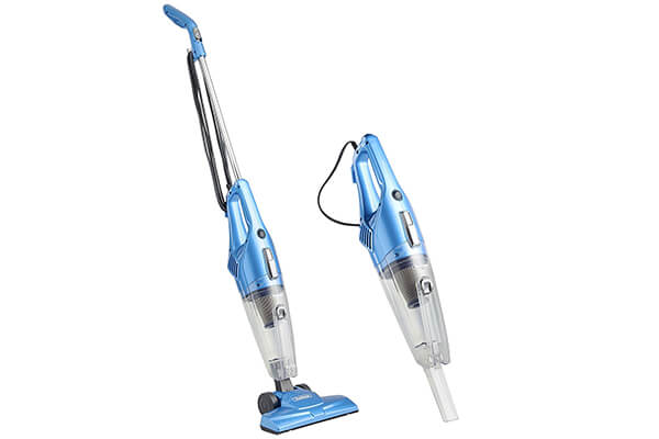 VonHaus 2 in 1 Corded Upright Stick & Handheld Vacuum Cleaner
