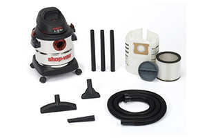 Top 10 Best Commercial Wet-Dry Vacuums Under 100 of 2019 Review