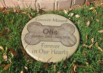 Top 10 Best Personalized Pet Memorial Garden Stones Reviews