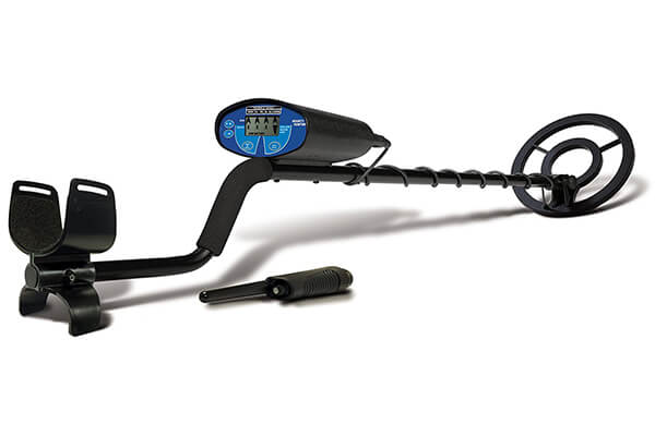 Bounty Hunter Silver Metal Detector