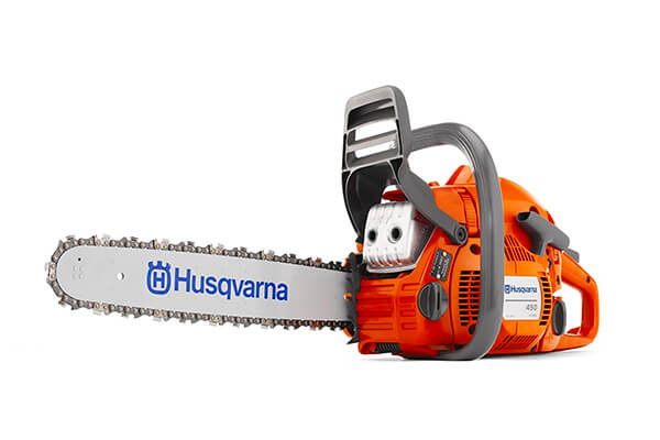 Husqvarna 450E-18SAW 18-Inch Gas Powered Chainsaw