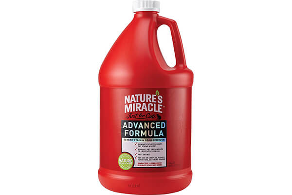 Nature's Advanced Stain Odor Formula