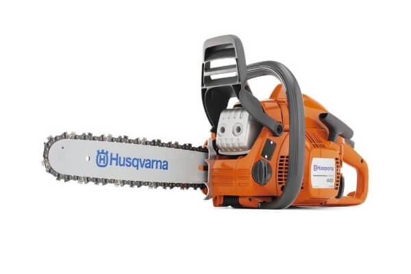 Husqvarna 440E 16-Inch 40.9cc 2-Stroke Gas Powered Chain Saw