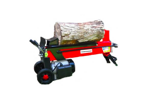 Powerhouse Electric Hydraulic Log Splitter