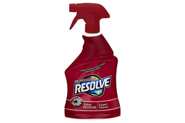 Resolve Professional Strength Carpet Cleaner