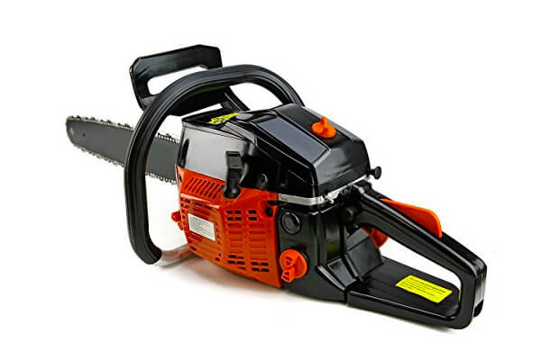 "XtremepowerUS 22"" 2.4HP 45cc Gasoline Gas Chainsaw"