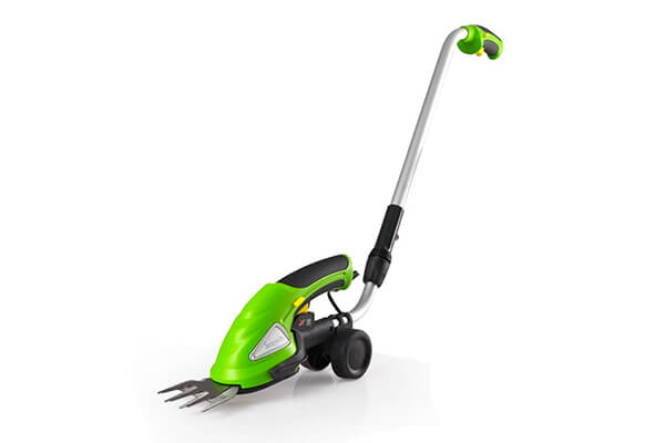 SereneLife Cordless Push Grass Cutter
