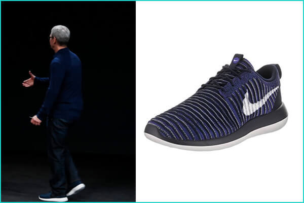 Tim Cook: Nike Roshe Two Flyknit