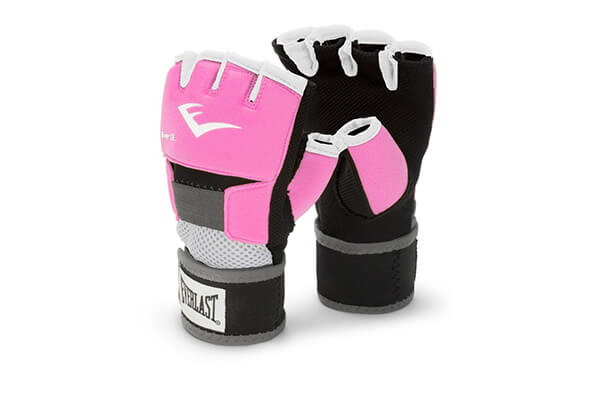 everlast pink women's evergel hand wraps