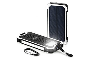 Top 10 Best Solar Battery Chargers for Cellphones of 2021 Review