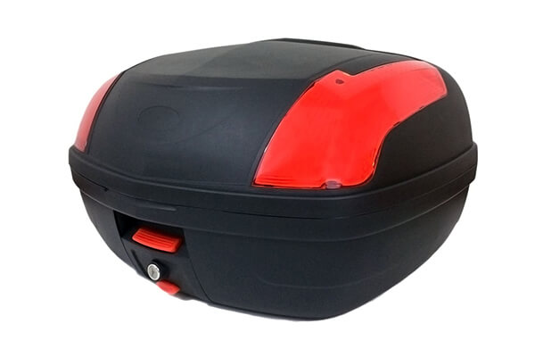 Motorcycle Touring LARGE Tail Trunk Luggage Box