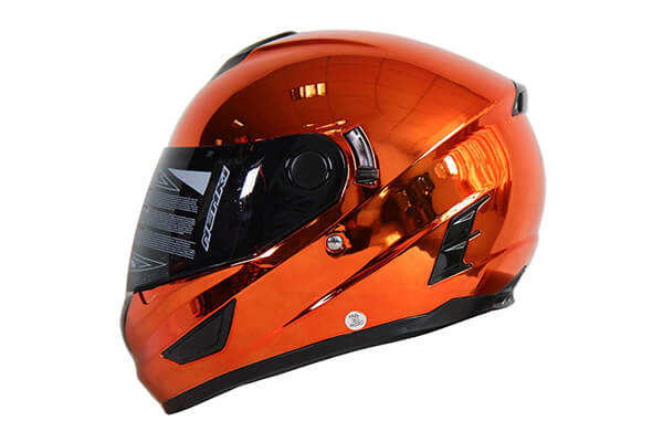 NENKI Helmets NK-852 Full Face Motorcycle Helmets Dot Approved With Dual Visors