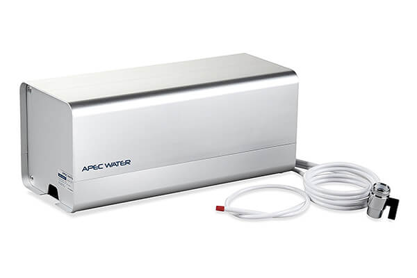 APEC Alkaline Mineral Countertop Reverse Osmosis Water Filter System