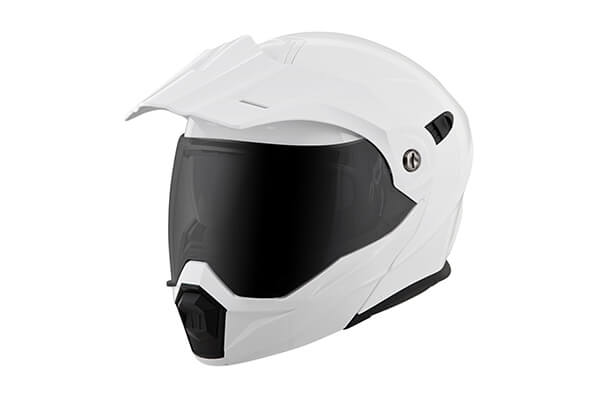 ScorpionEXO Unisex-Adult Modular/Flip Up Adventure Touring Motorcycle Helmet