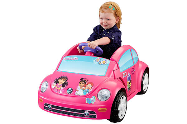 Barbie Electric Car: Top 10 Best Electric Cars For Kids In 2017 Review
