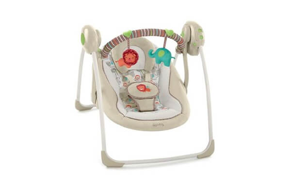 Top 10 Best Baby Swings in 2017 Reviews - Our Great Products