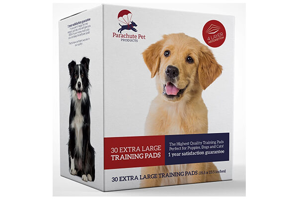 Dog Training Pads Extra Large (XL) By Parachute Pet Products