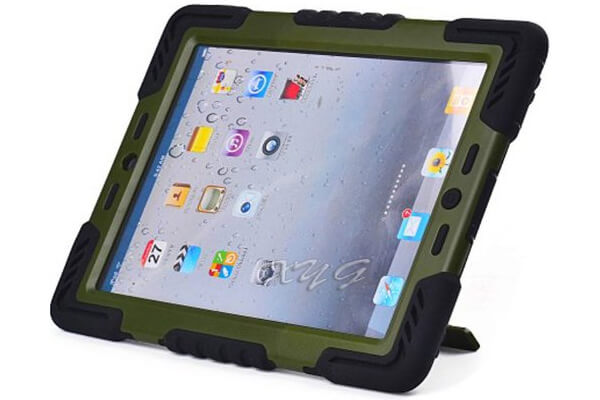 XYG-Case Cover Case Kickstand for Apple iPad 2 3 4