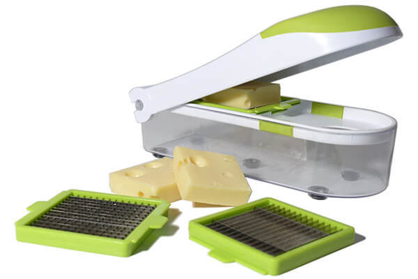 Vegetable's Chef - Onion, Vegetable, Fruit and Cheese Chopper