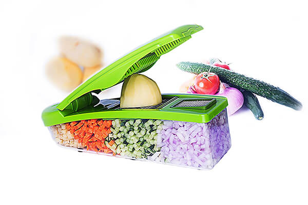 Pro Vegetable Chopper by DOTERNITY